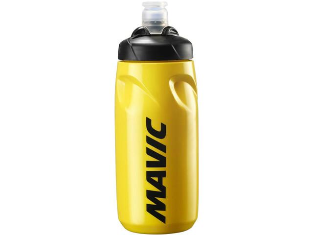 Mavic H2O Drikkeflaske 600ml gul/sort